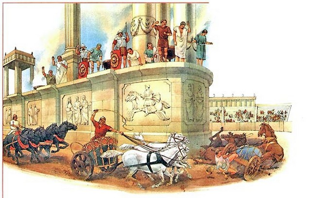 entertainment in ancient rome Although much of ancient roman life revolved around negotium (work and business), there was also time available for otium (leisure) ranging from swimming to playing.