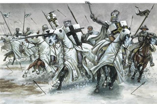 Рыцари-Тевтонцы